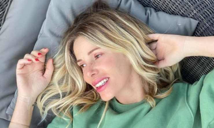 Alessia Marcuzzi confessione