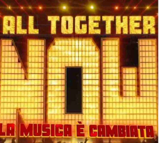 All Together Now finalisti remio