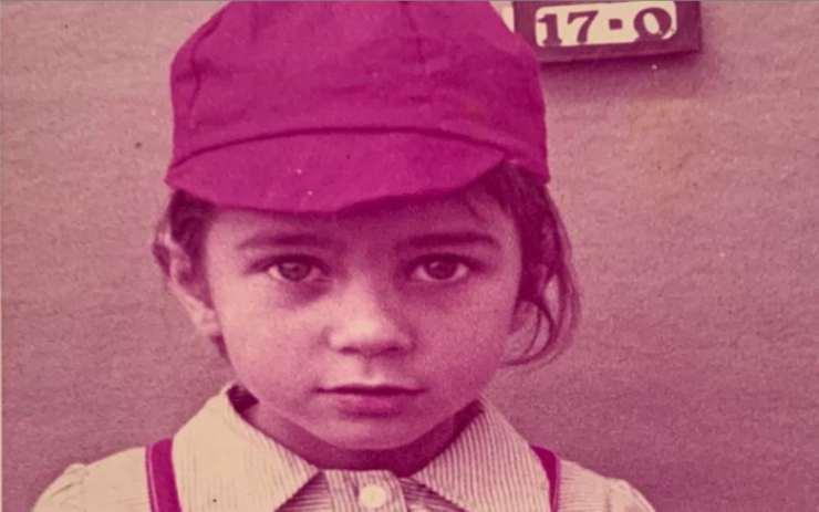 Ana Laura Ribas bambina tv