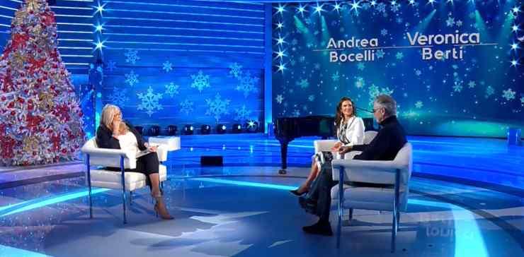 Andrea Bocelli imprevisto