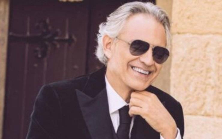 Andrea Bocelli, la dolorosa confessione sull'origine della cecità