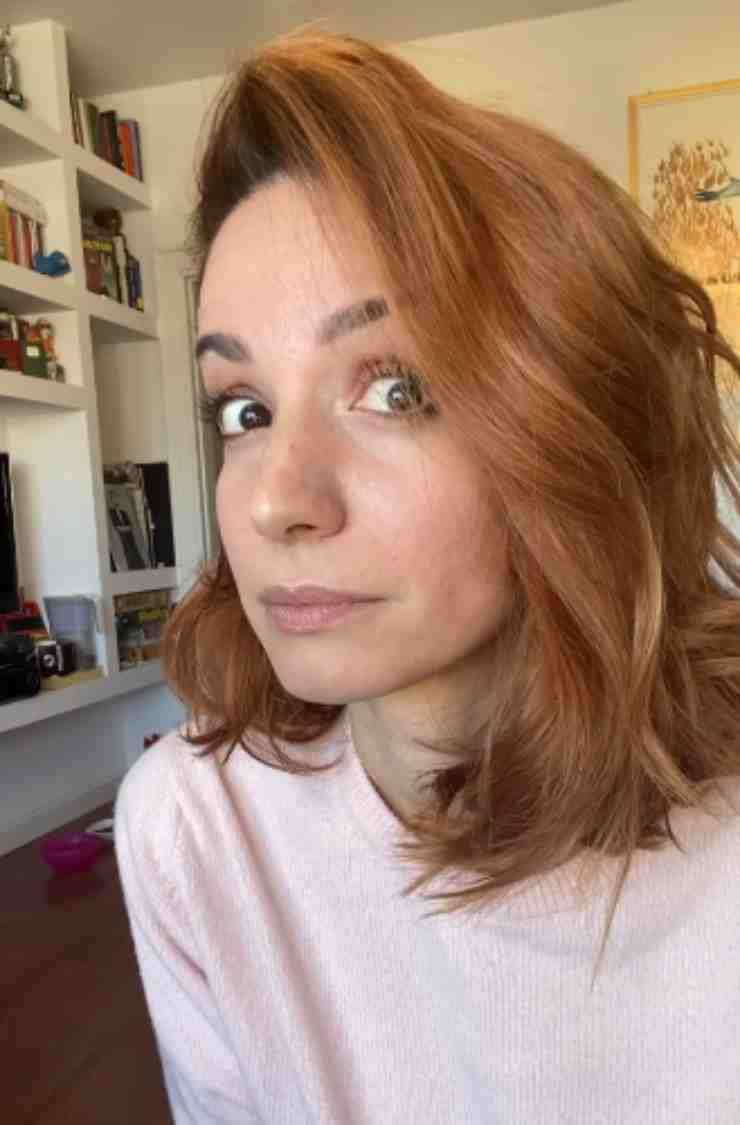 Andrea Delogu retroscena