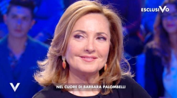 Barbara Palombelli dramma