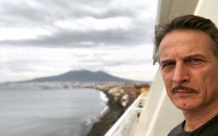 Cesare Bocci figlia