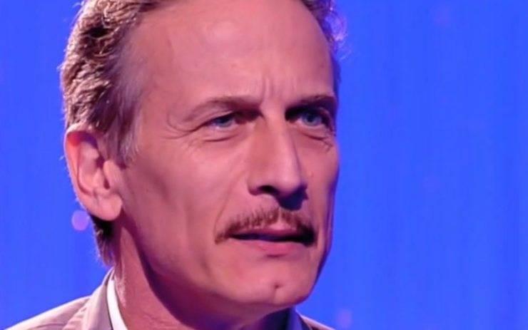 Cesare Bocci prima attore