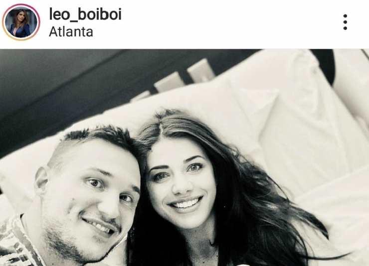 Danilo Gallinari Eleonora Noi coppia