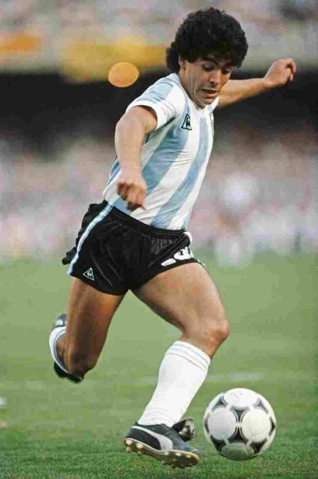 Maradona Carmen Di Pietro
