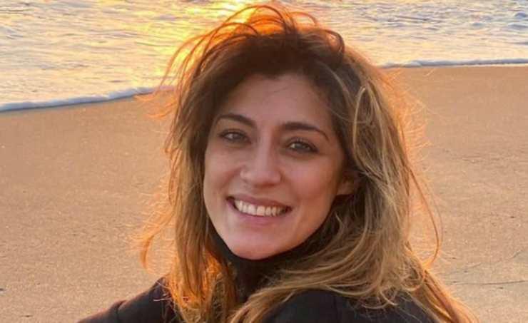 Elisa Isoardi tampone
