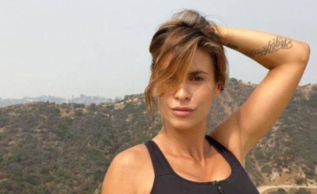 Elisabetta Canalis cambio look