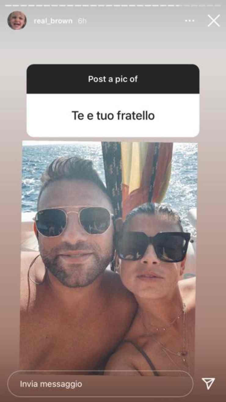Emma Marrone fratello Francesco