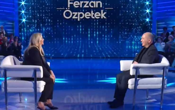 Ferza Ozpetek lutto