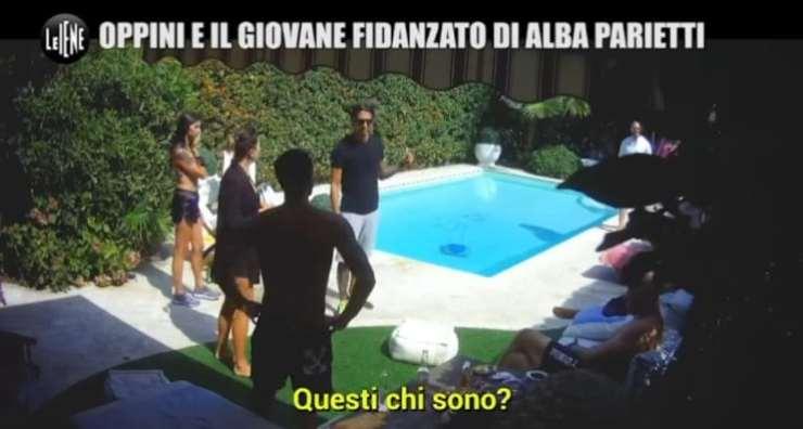 """Francesco Oppini furioso: """"E' una testa di c***"""", lo scherzo de Le Iene causa la reazione choc"""