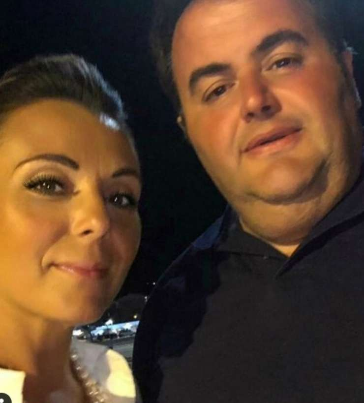 Gennaro Esposito moglie