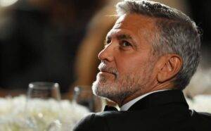 George Clooney ricoverato