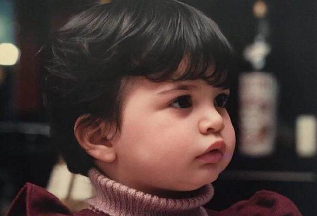 bambina attrice gf