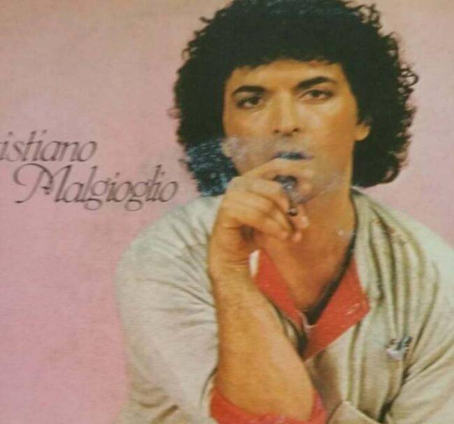 Cristiano Malgioglio, ricordate com'era da giovane?