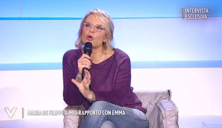 De Filippi Emma Marrone