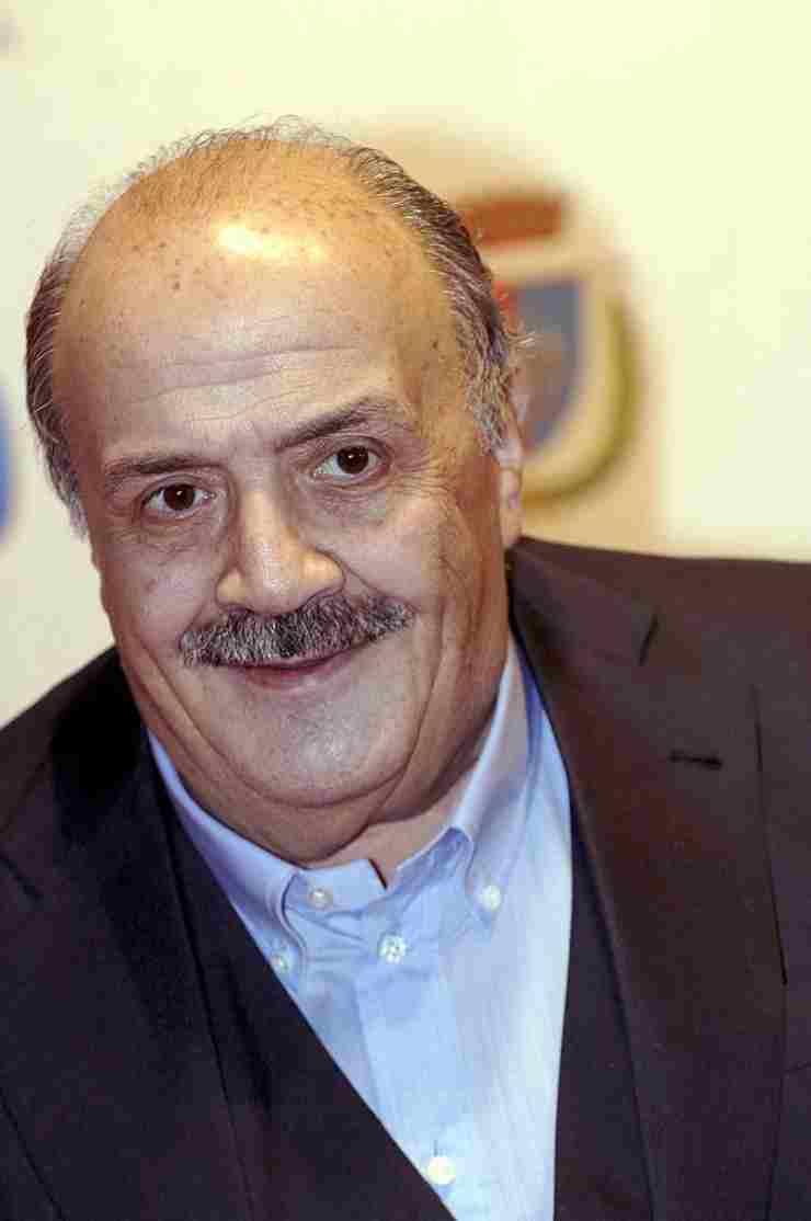 Maurizio Costanzo Maria De Filippi conduttrice