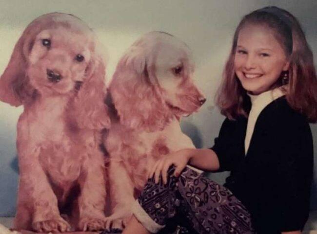 Qui era solo una bambina, oggi è un'amatissima attrice, dall'incredibile fascino e talento