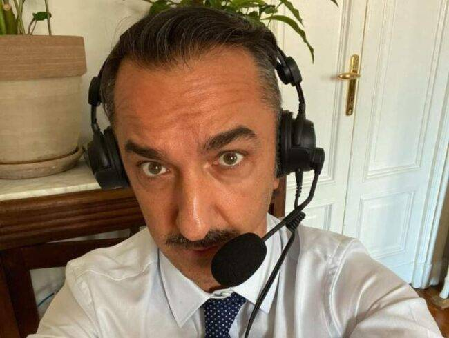 Nicola Savino, il terribile lutto: un dolore straziante per il conduttore