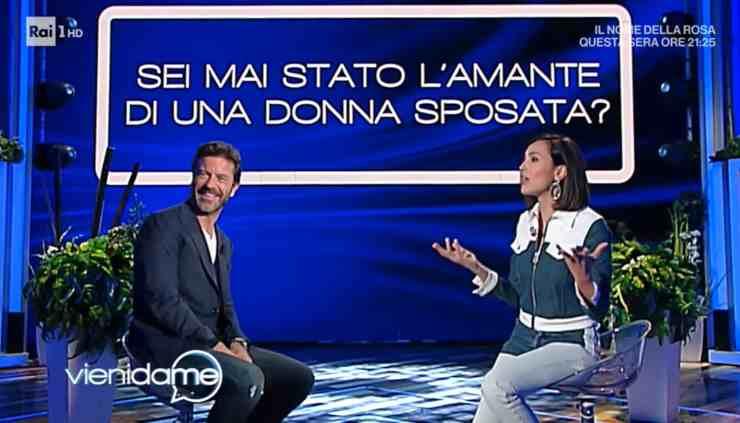 Paolo Conticini retroscena
