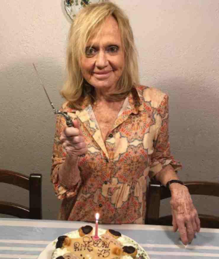 Rita Pavone età