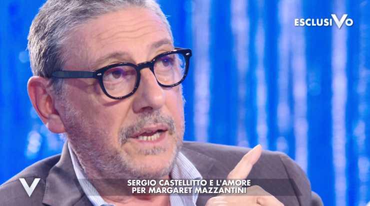 Sergio Castellitto moglie