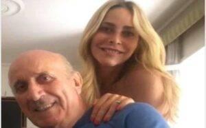Stefania Orlando e suo padre