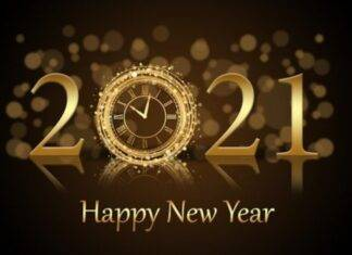 buon anno auguri