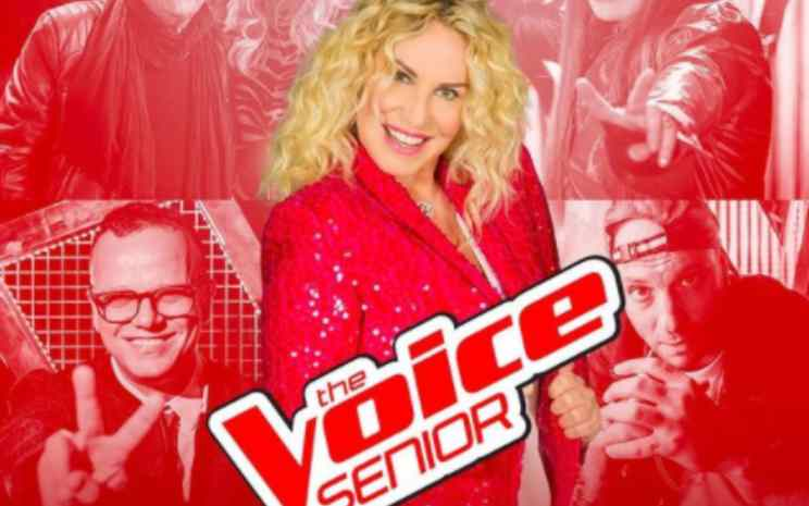 the voice senior finale ospite