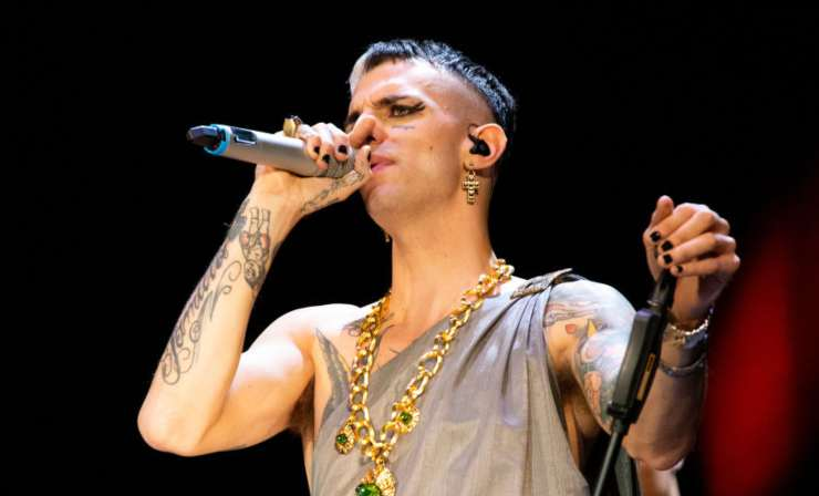 Achille Lauro reality
