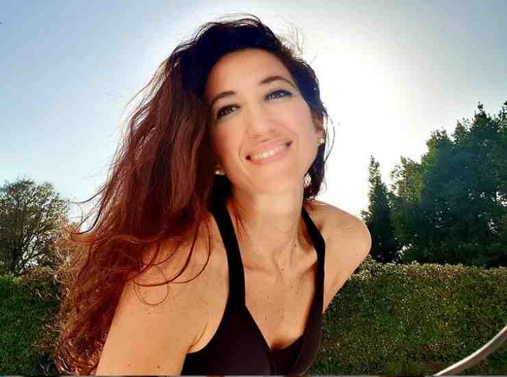 Adriana Riccio Flavio Insinna fidanzata