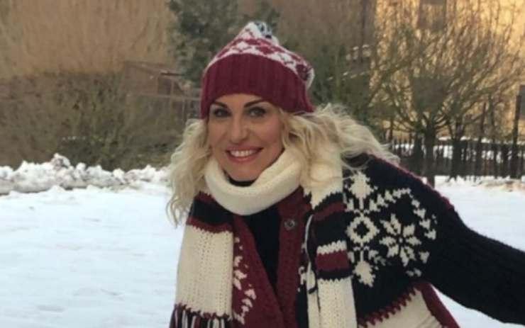Antonella Clerici imprevisto