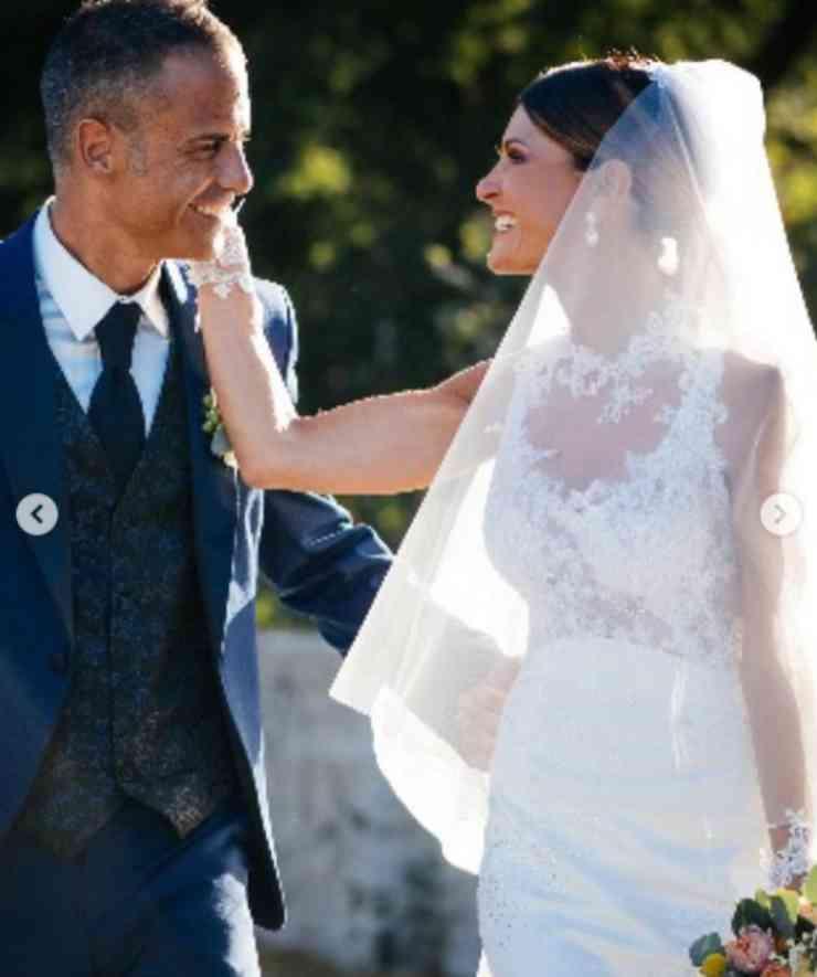 Arianna David marito