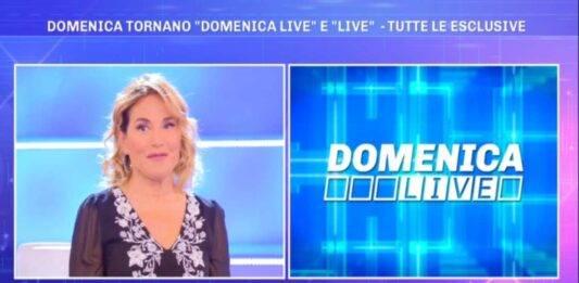 Domenica Live, Pierpaolo Pretelli ospite insieme al piccolo Leo: la dolce sorpresa di Giulia Salemi