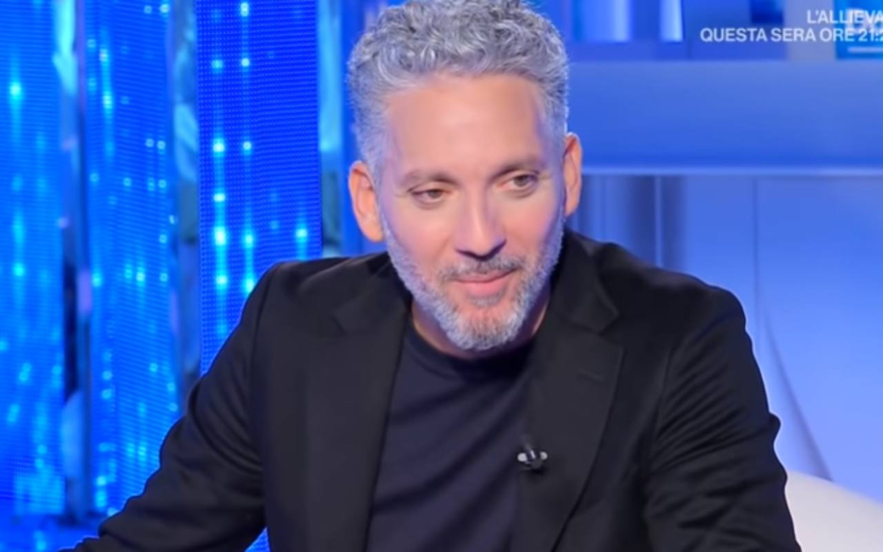 Beppe Fiorello confessione