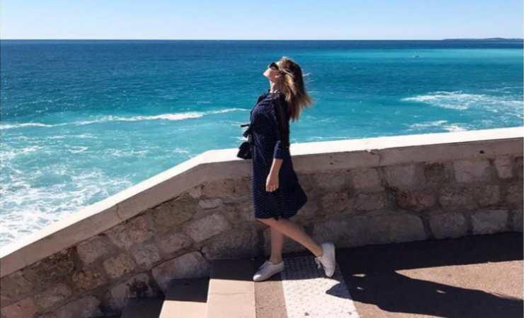 Miss Italia incinta Claudia Andreatti