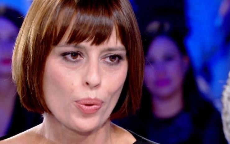 Claudia Pandolfi retroscena