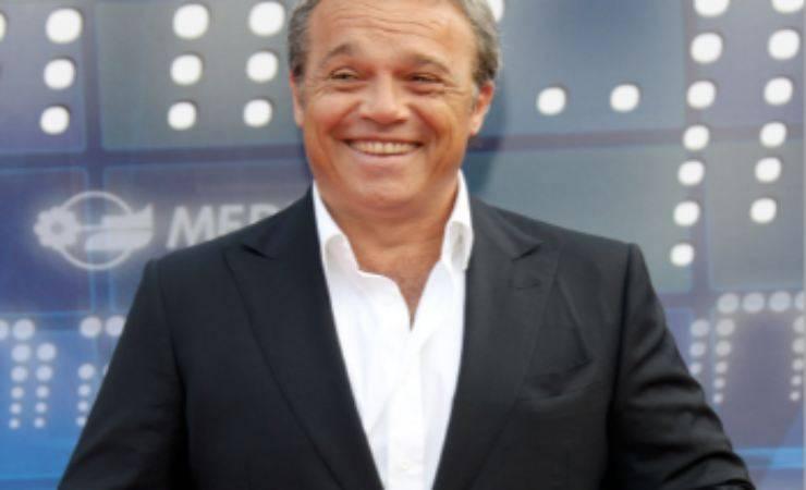 Claudio Amendola passato