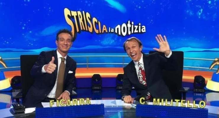 Cristiano Militello lo storico inviato di Striscia la Notizia, ma sapete quanti anni ha e come ha iniziato la sua carriera nella trasmissione?