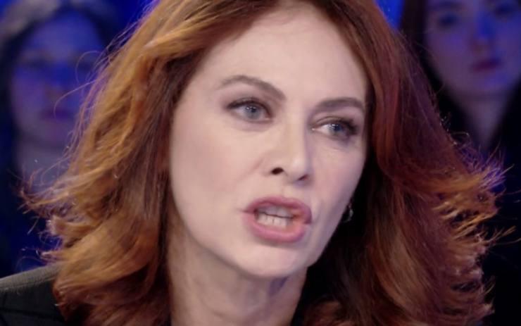 Elena Sofia Ricci dramma infanzia