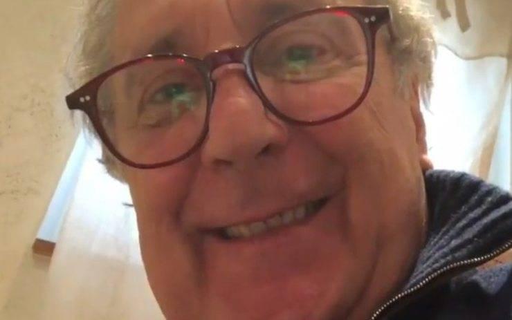 Enzo Iacchetti età