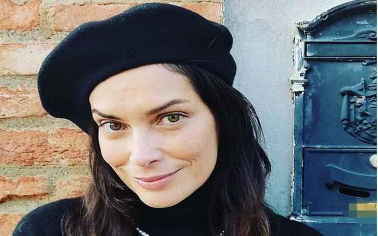 Fernanda Lessa giovanissima