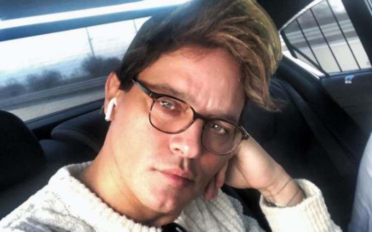 Gabriel Garko in ospedale