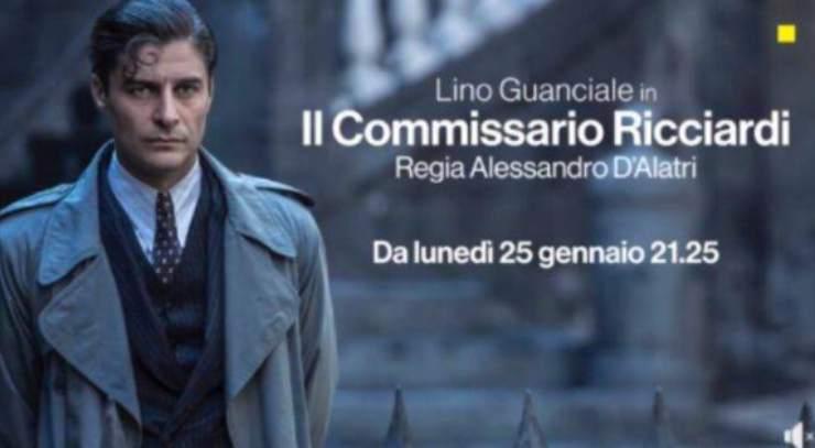 Il Commissario Ricciardi puntate streaming