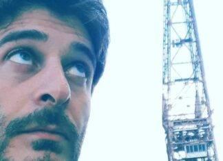 Lino Guanciale ex compagna