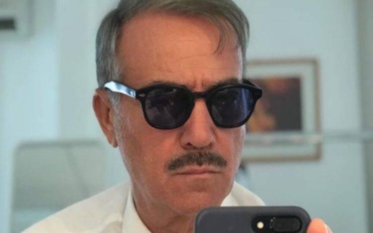 Massimo Ghini dramma