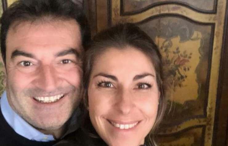 Max Giusti moglie