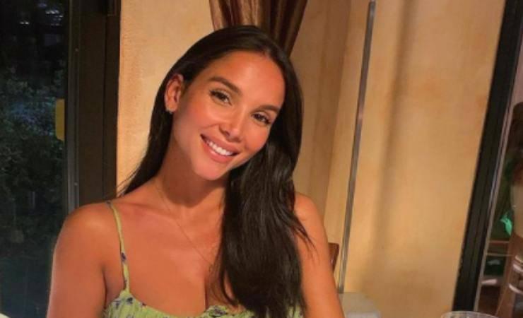 Paola Di Benedetto allenamento estate