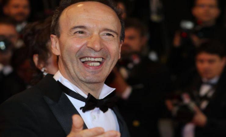 Roberto Benigni emozione